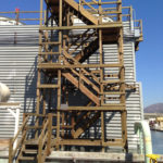 Energy Options Tower Rebuild 3