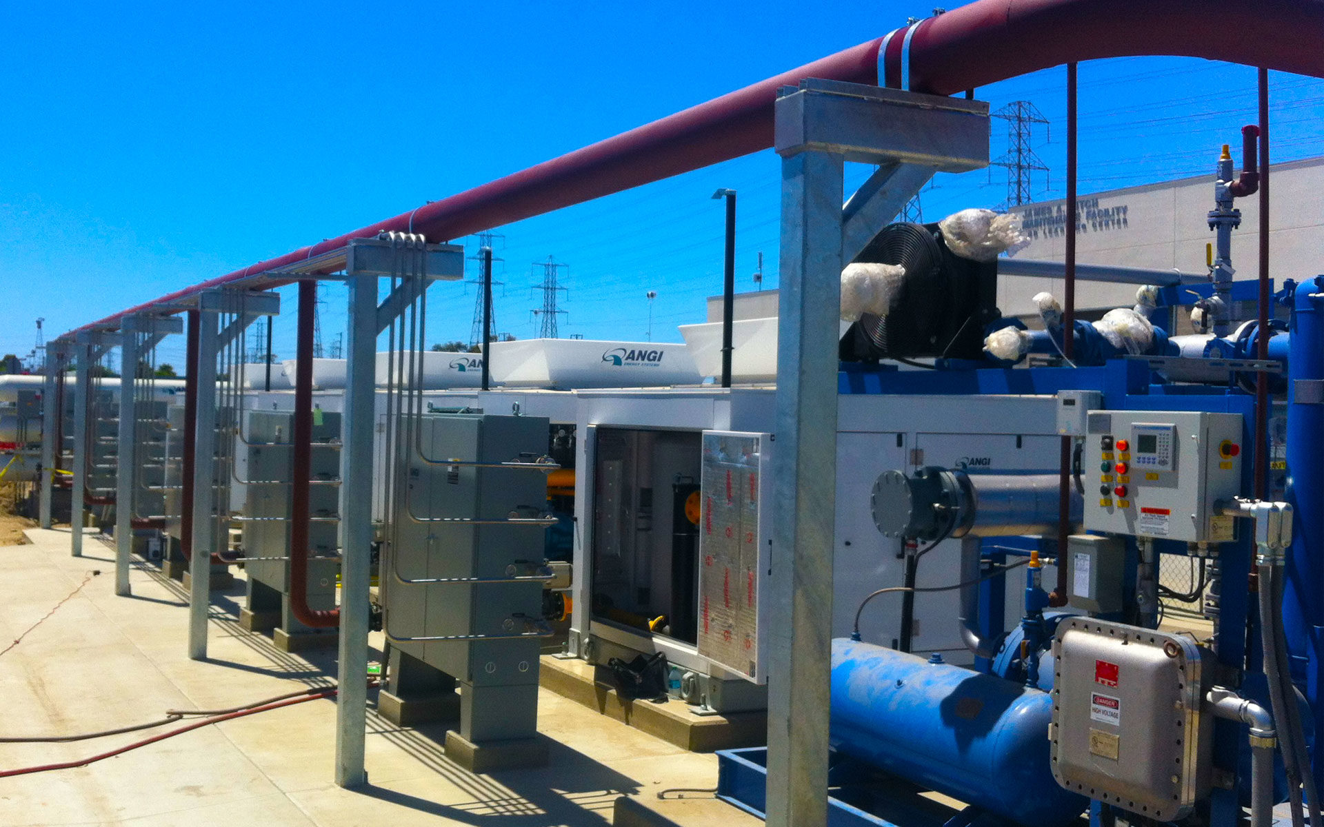 Cooling Tower Installations