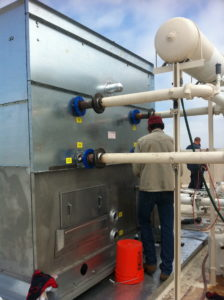 Cooling Tower Services - Inspection and Maintenance