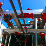 Energy Options Pipping Installation 2